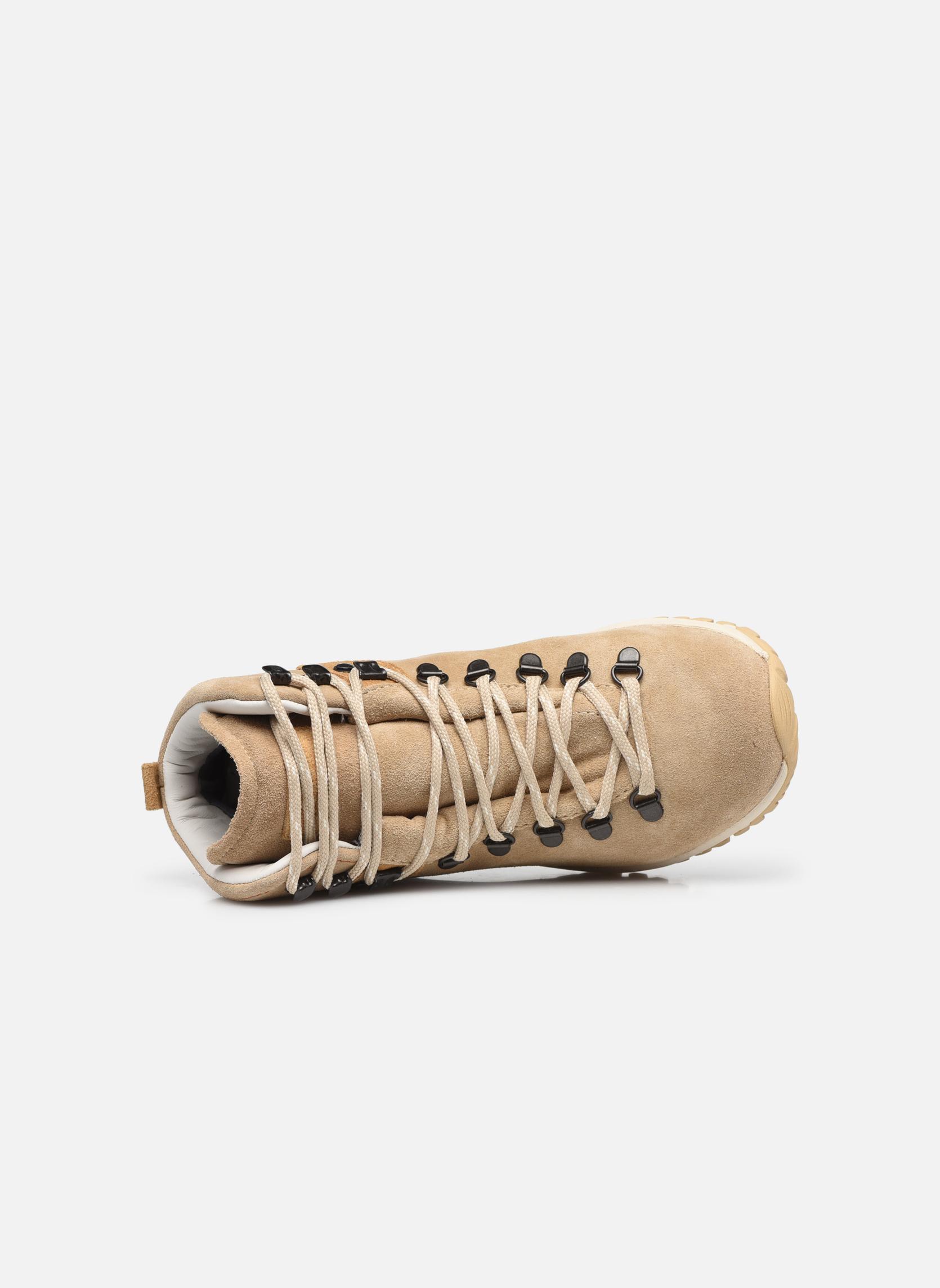 Chaussures de sport Kimberfeel SELLA Beige vue gauche