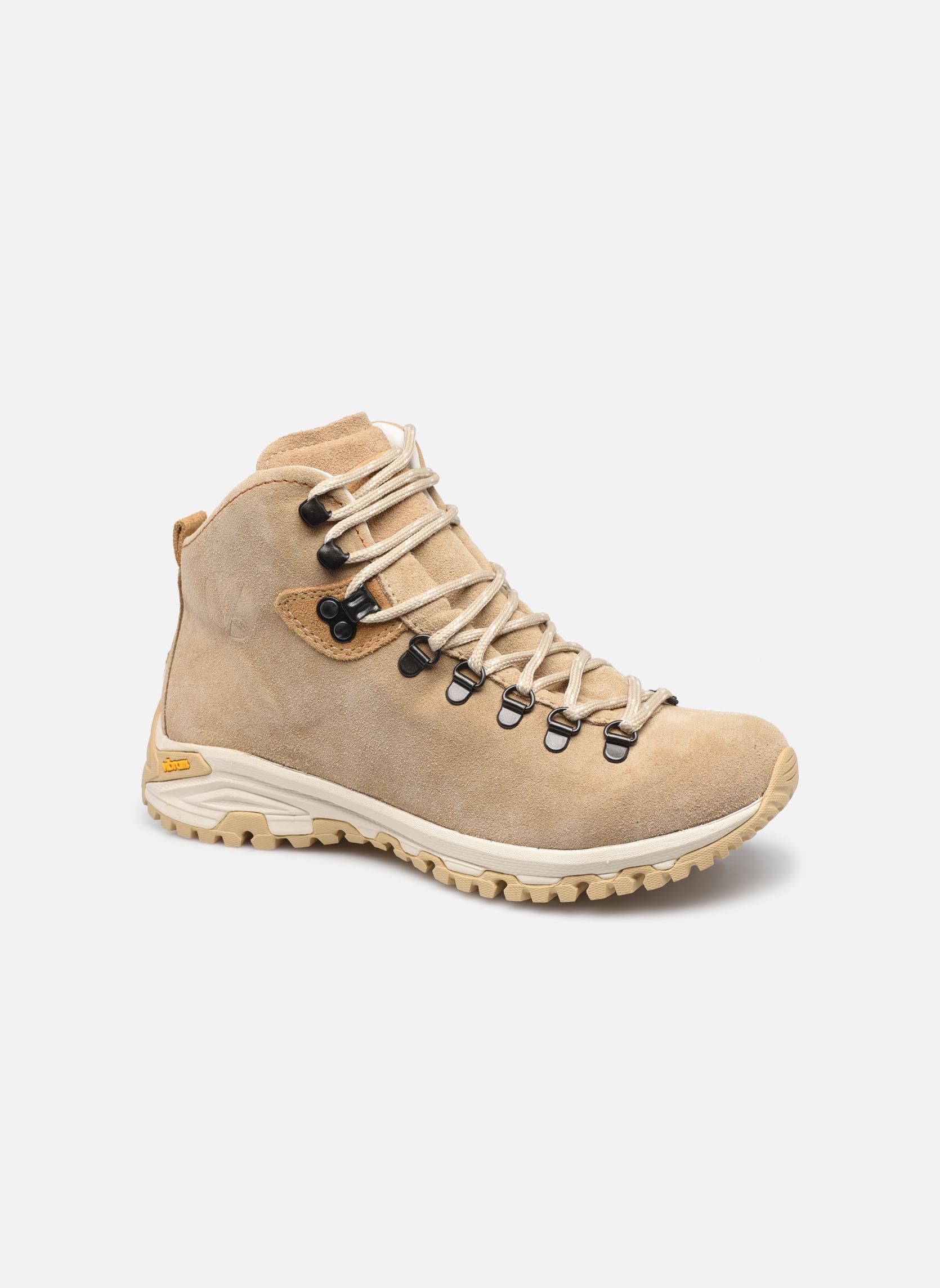 Chaussures de sport Kimberfeel SELLA Beige vue détail/paire