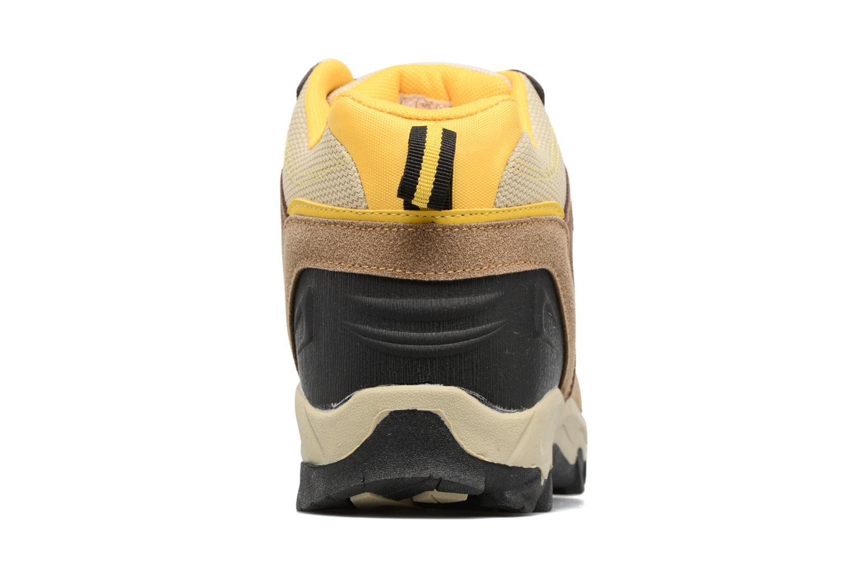 Chaussures de sport Kimberfeel ROBSON Beige vue droite