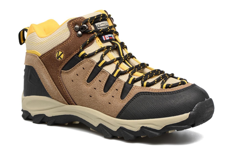 Chaussures de sport Kimberfeel ROBSON Beige vue détail/paire