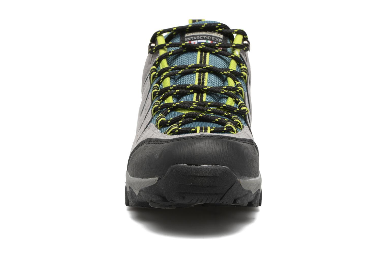 Zapatillas de deporte Kimberfeel HARRISON Gris vista del modelo