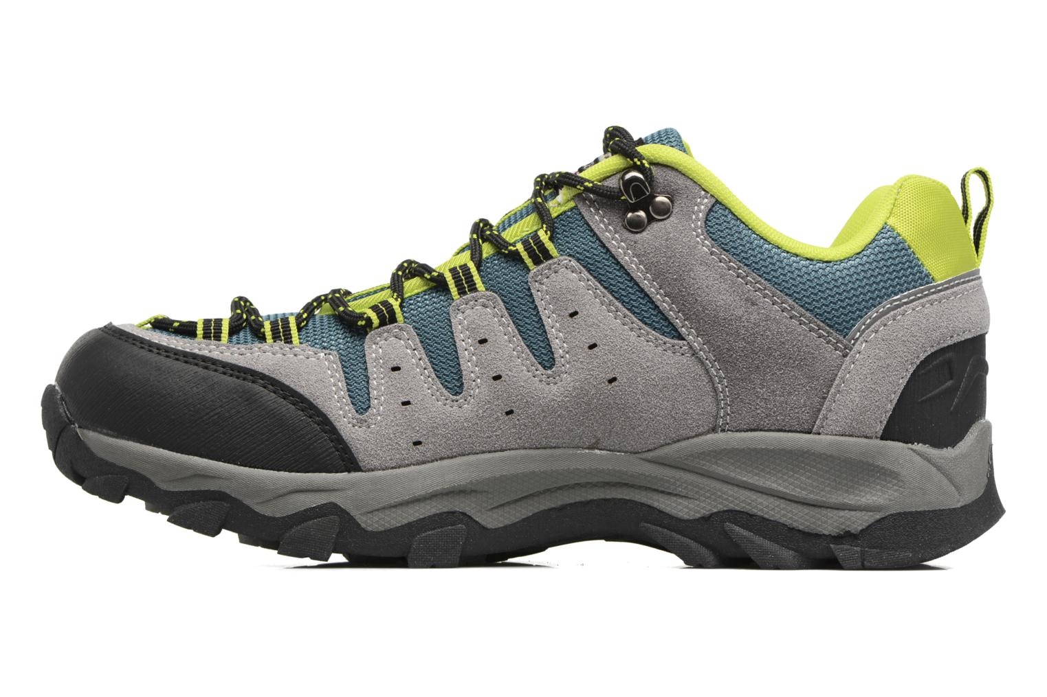 Sport shoes Kimberfeel HARRISON Grey front view