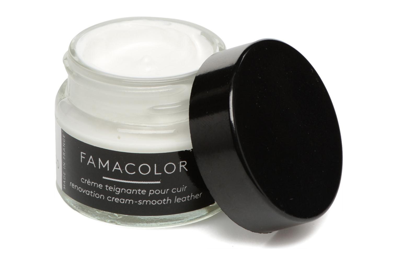 Schuhpflegeprodukte Famaco Teinture solide famacolor 15ml weiß detaillierte ansicht/modell