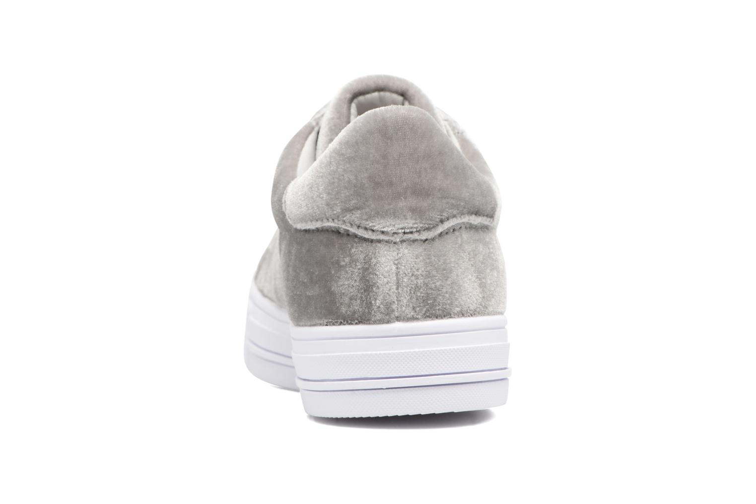 Trainers Molly Bracken Mogrey Grey view from the right