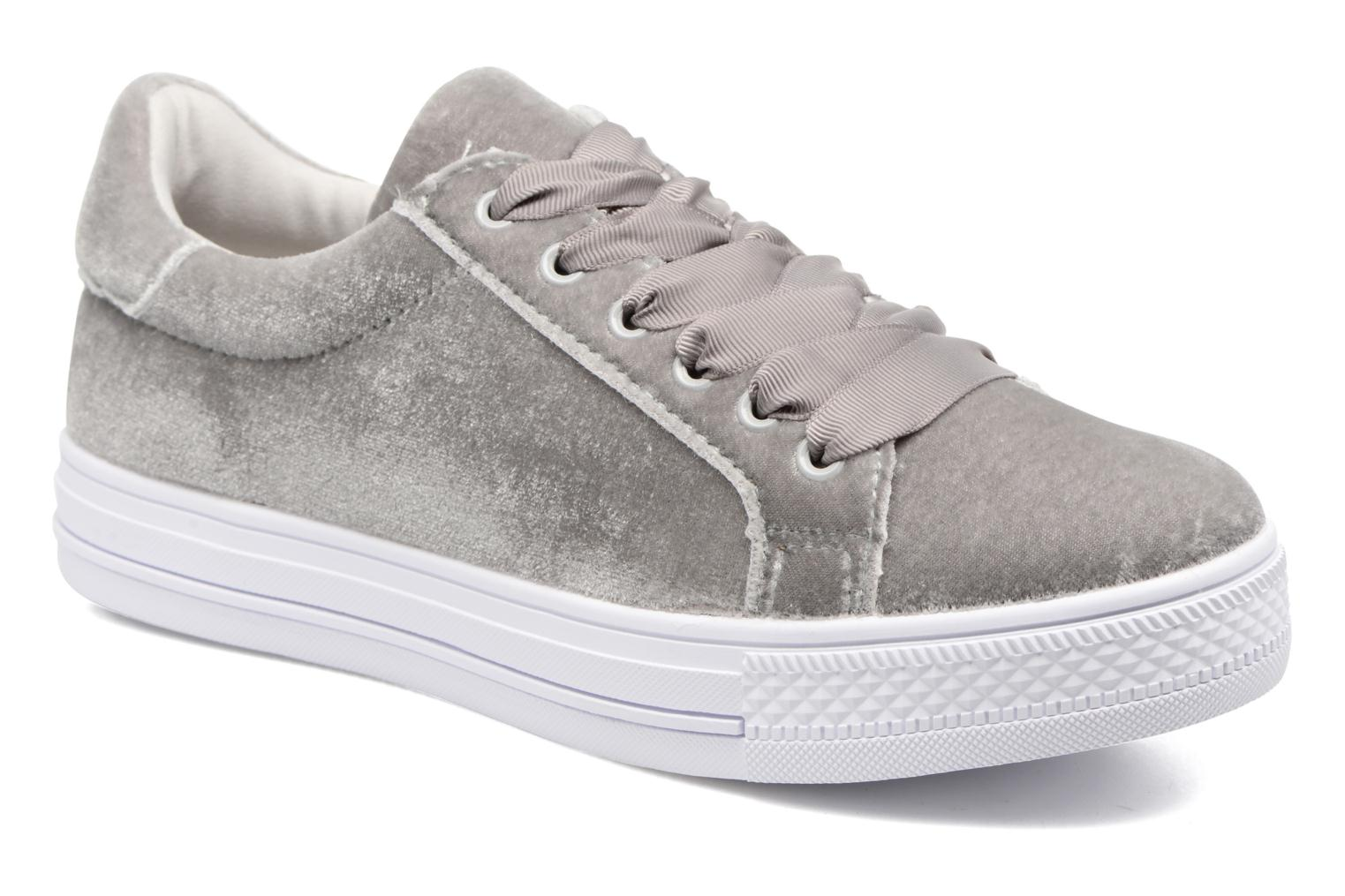 Sneakers Molly Bracken Mogrey Grijs detail