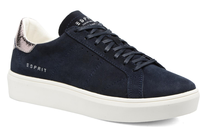 finest selection a298c 1975d Grandes descuentos últimos zapatos Esprit Elda (Azul) - Deportivas Descuento