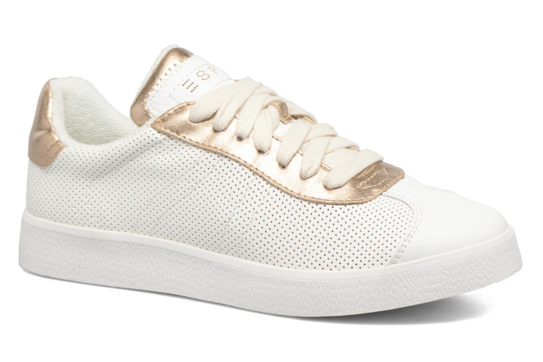 Baskets Esprit Gweneth lou Blanc vue détail/paire