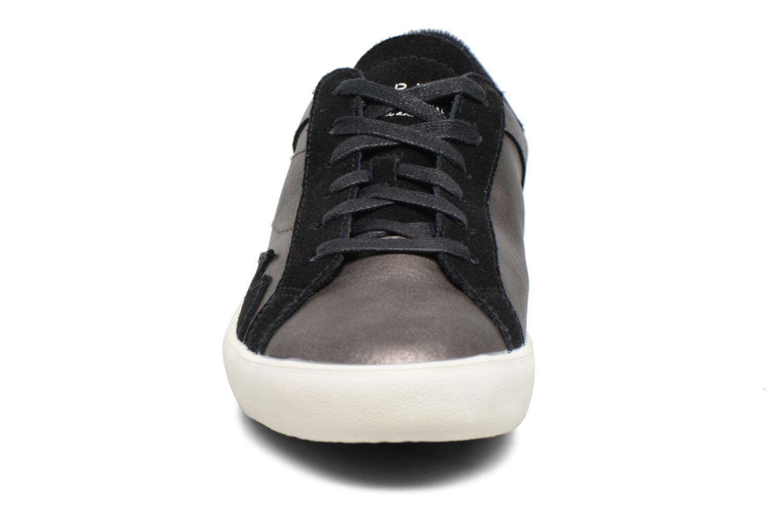 Baskets Esprit Vera lou Gris vue portées chaussures