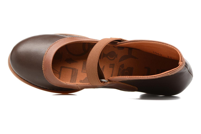 HARLEM 1062 brown-cuero