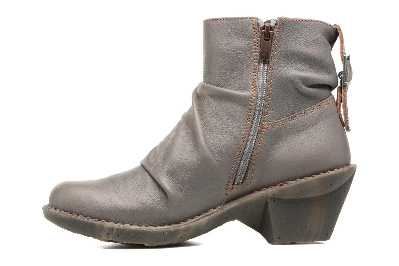 Bottines et boots Art OTEIZA 639 Gris vue face