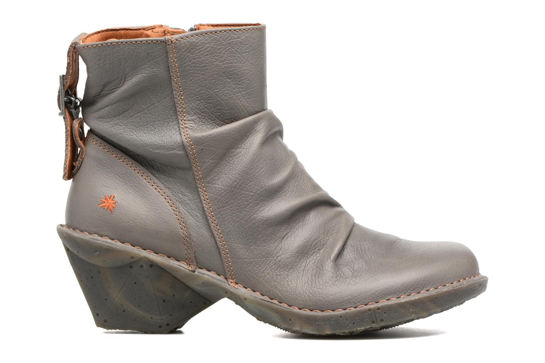 Bottines et boots Art OTEIZA 639 Gris vue derrière