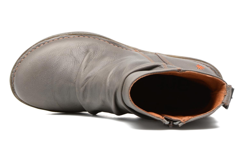 Bottines et boots Art OTEIZA 639 Gris vue gauche