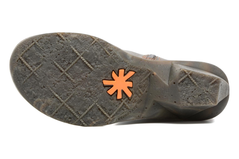 Bottines et boots Art OTEIZA 639 Gris vue haut