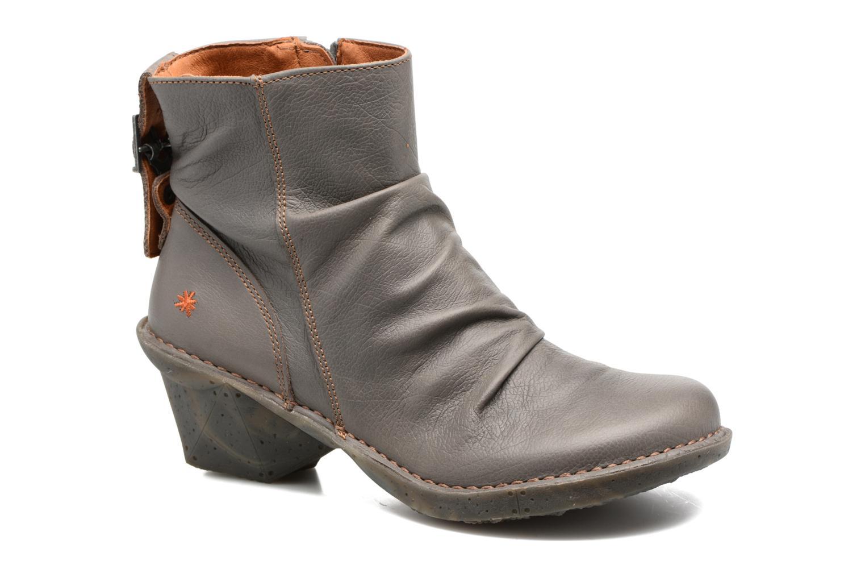 Bottines et boots Art OTEIZA 639 Gris vue détail/paire