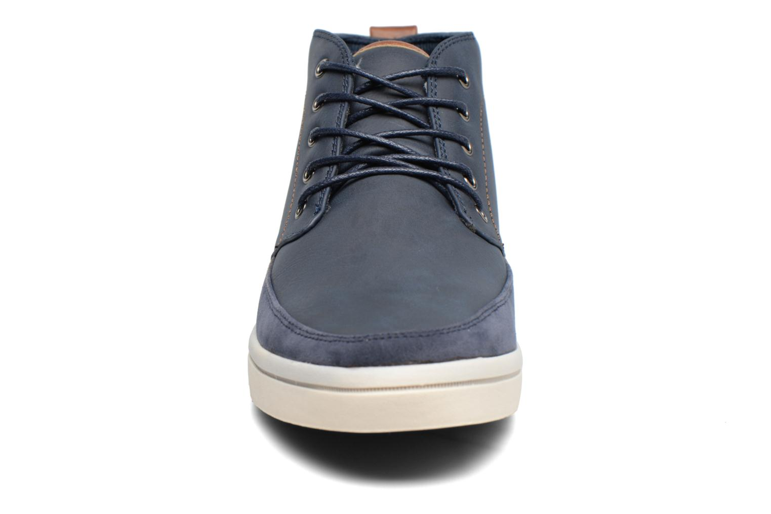 Deportivas I Love Shoes SIGFRIED Azul vista del modelo