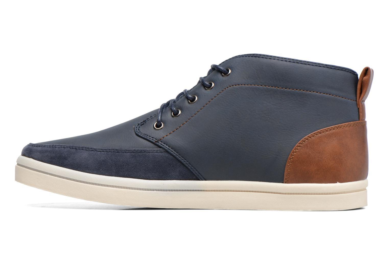 Deportivas I Love Shoes SIGFRIED Azul vista de frente