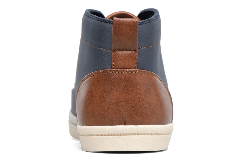Deportivas I Love Shoes SIGFRIED Azul vista lateral derecha