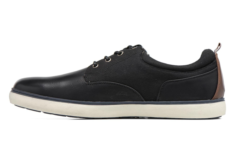 Sneaker I Love Shoes SOLAL schwarz ansicht von vorne