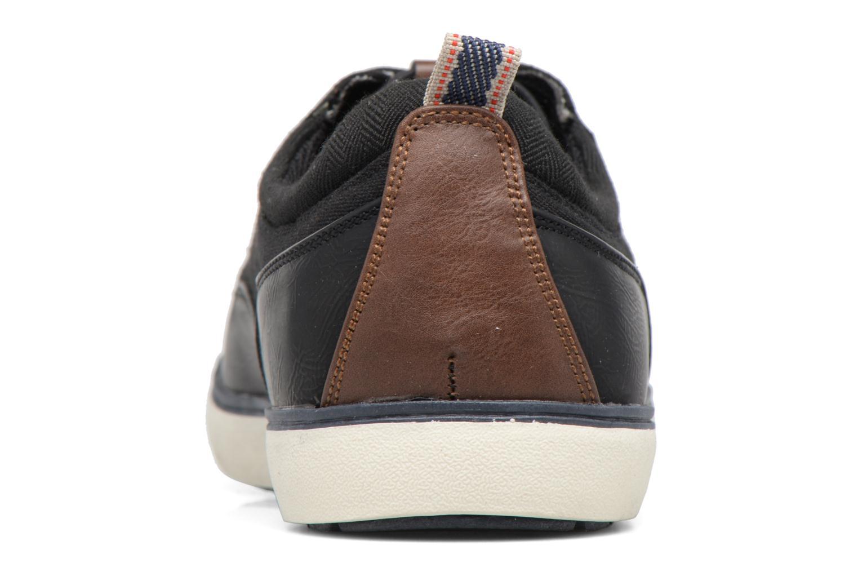 Deportivas I Love Shoes SOLAL Negro vista lateral derecha