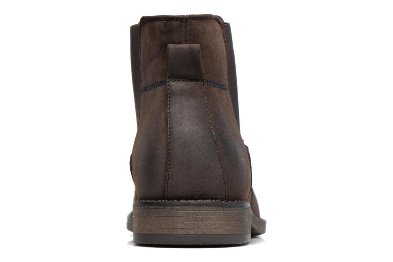 Bottines et boots I Love Shoes SAUL Marron vue droite