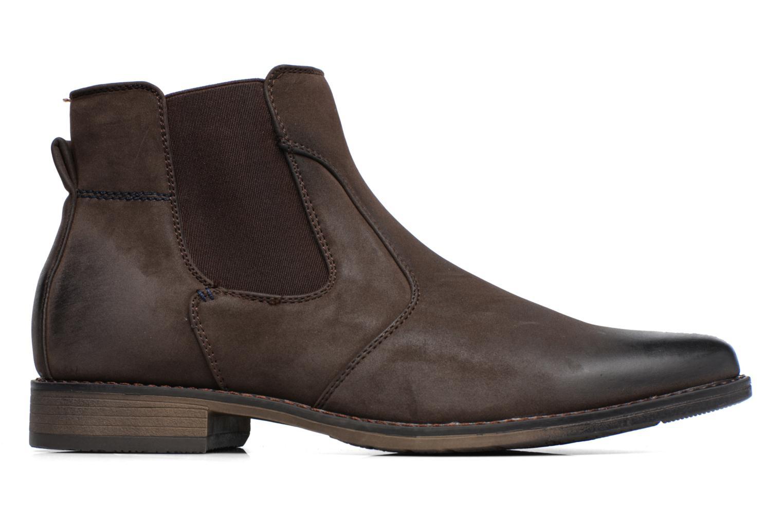 Bottines et boots I Love Shoes SAUL Marron vue derrière