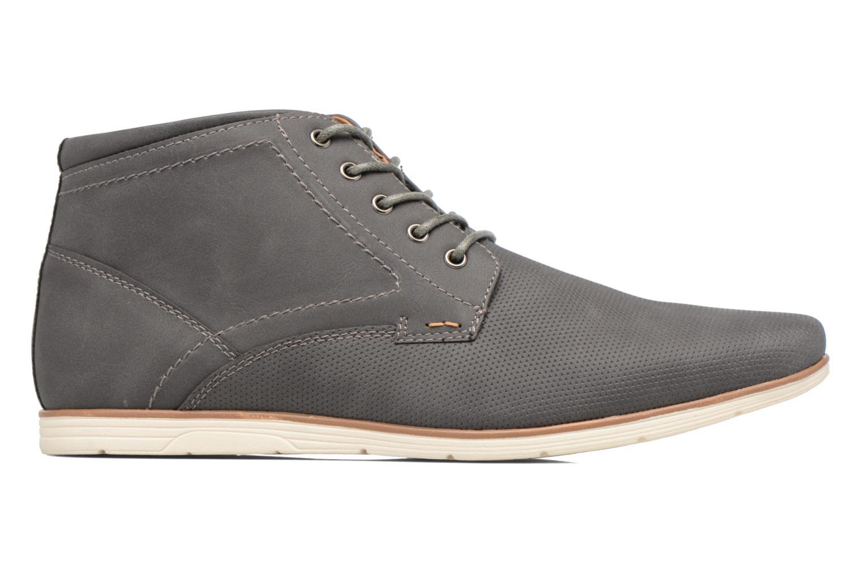 Scarpe con lacci I Love Shoes SIDOINE Grigio immagine posteriore