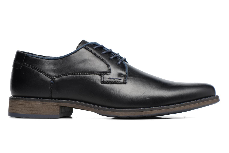 Zapatos con cordones I Love Shoes SIGMUND Negro vistra trasera