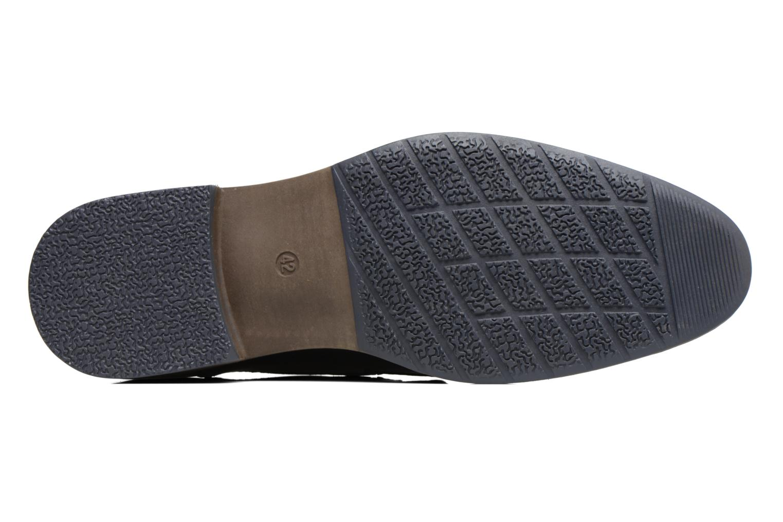 Chaussures à lacets I Love Shoes SIGMUND Noir vue haut