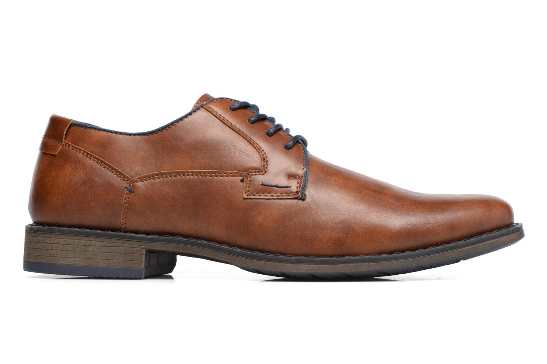 Chaussures à lacets I Love Shoes SIGMUND Marron vue derrière