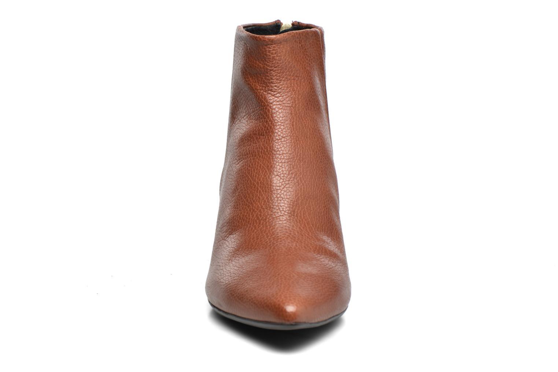 Bottines et boots Billi Bi Alvilda Marron vue portées chaussures
