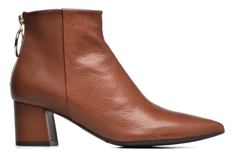 Bottines et boots Billi Bi Alvilda Marron vue derrière