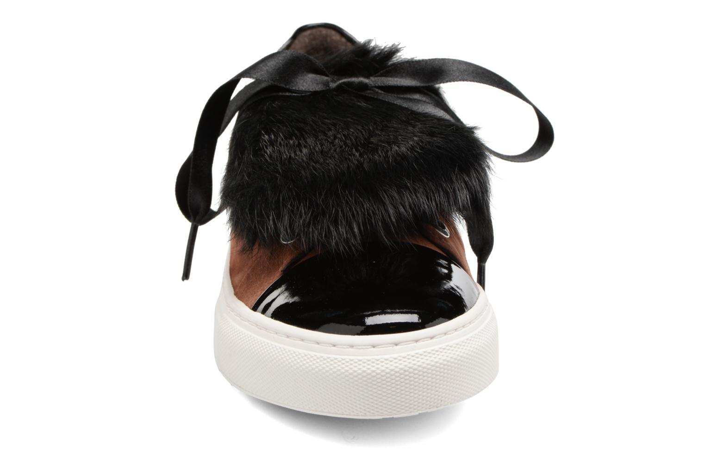 Sneakers Billi Bi Hege Bruin model