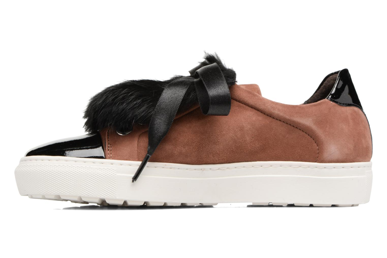 Sneakers Billi Bi Hege Brun se forfra