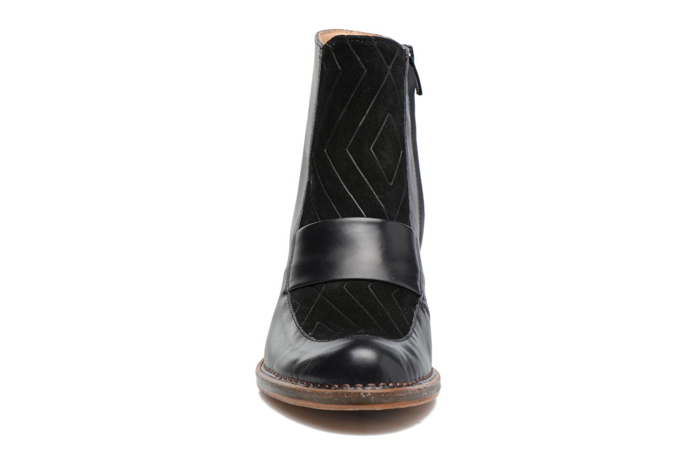 Boots en enkellaarsjes Neosens ROCOCO S834 Zwart model