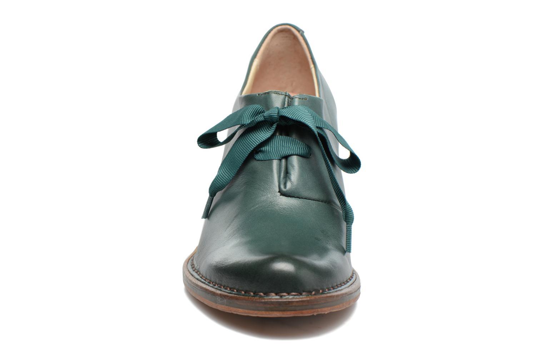 Chaussures à lacets Neosens ROCOCO S833 Vert vue portées chaussures