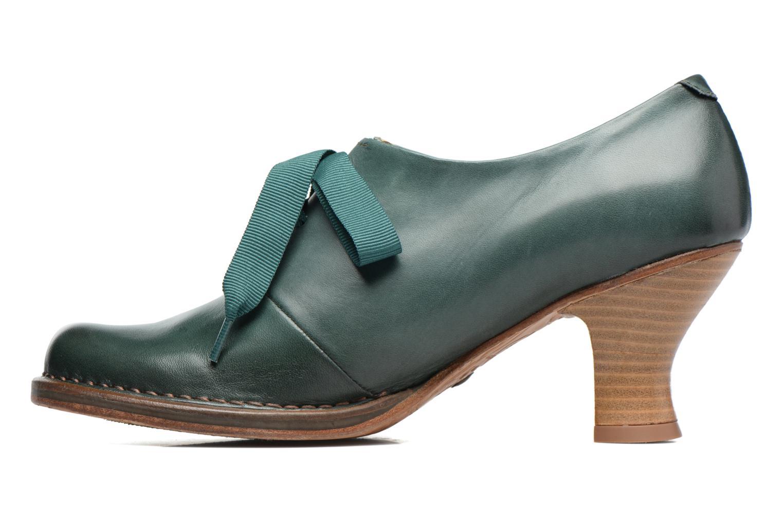 Chaussures à lacets Neosens ROCOCO S833 Vert vue face