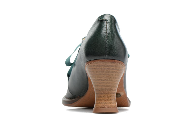Chaussures à lacets Neosens ROCOCO S833 Vert vue droite