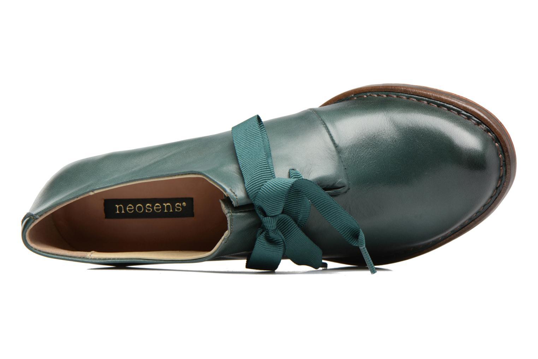 Chaussures à lacets Neosens ROCOCO S833 Vert vue gauche