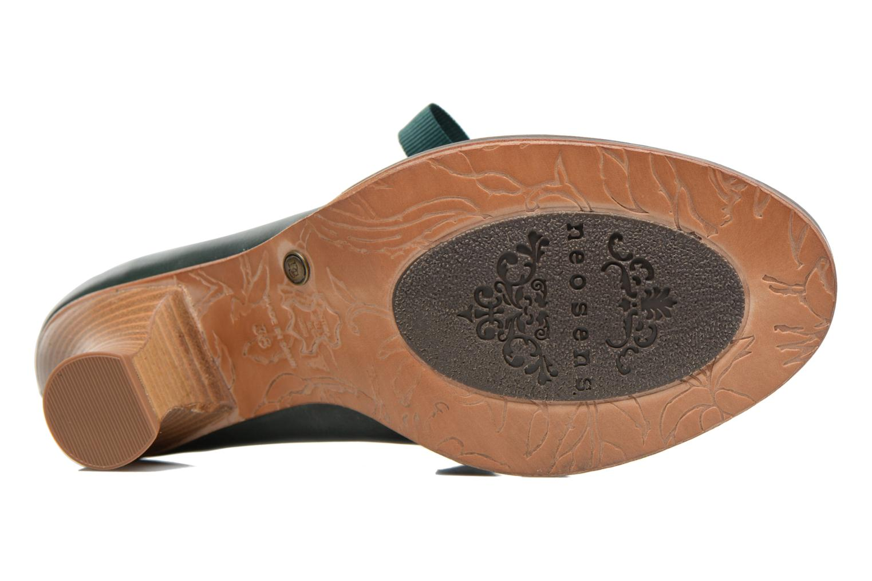 Chaussures à lacets Neosens ROCOCO S833 Vert vue haut