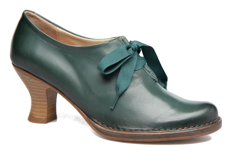 Chaussures à lacets Neosens ROCOCO S833 Vert vue détail/paire