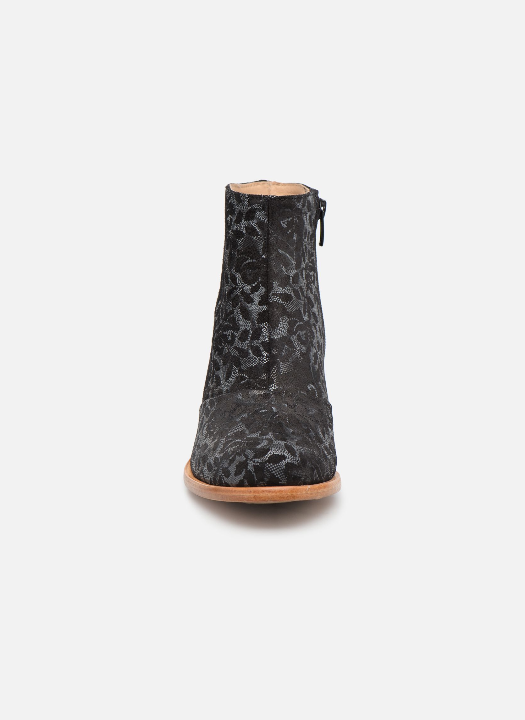 Ankle boots Neosens BEBA S932 Black model view