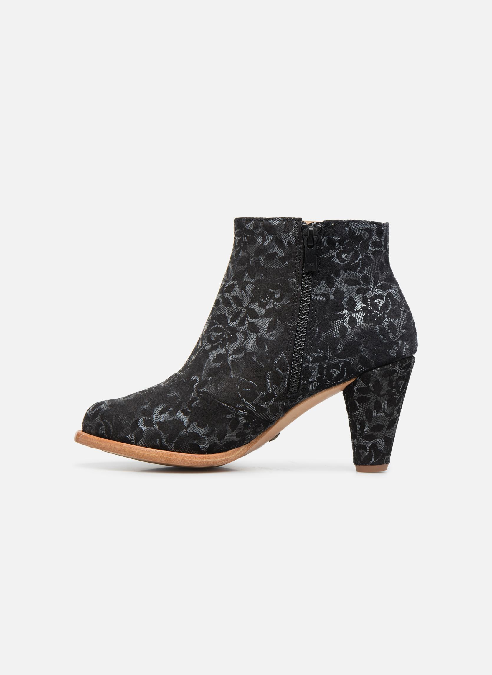 Stiefeletten & Boots Neosens BEBA S932 schwarz ansicht von vorne