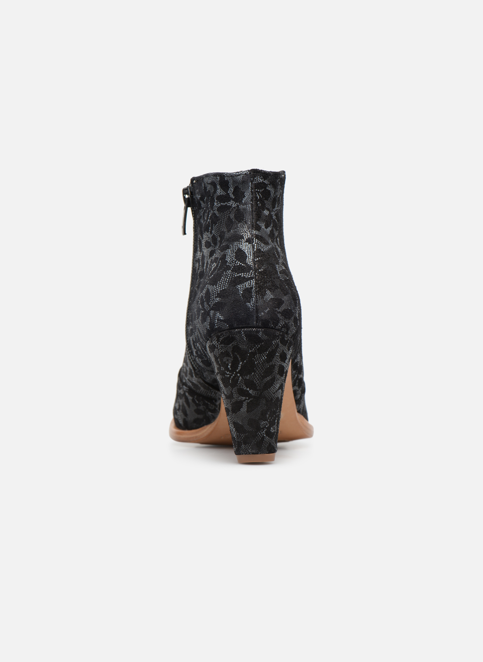 Ankle boots Neosens BEBA S932 Black view from the right