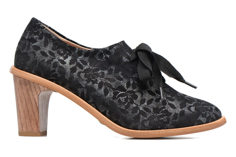 Chaussures à lacets Neosens CYNTHIA S534 Noir vue derrière