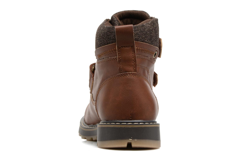 Boots en enkellaarsjes I Love Shoes GALLON Bruin rechts