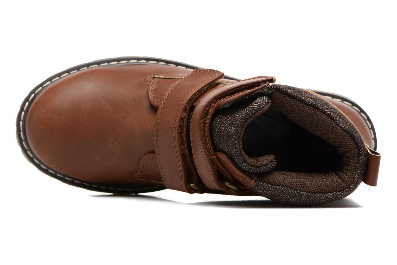 Boots en enkellaarsjes I Love Shoes GALLON Bruin links