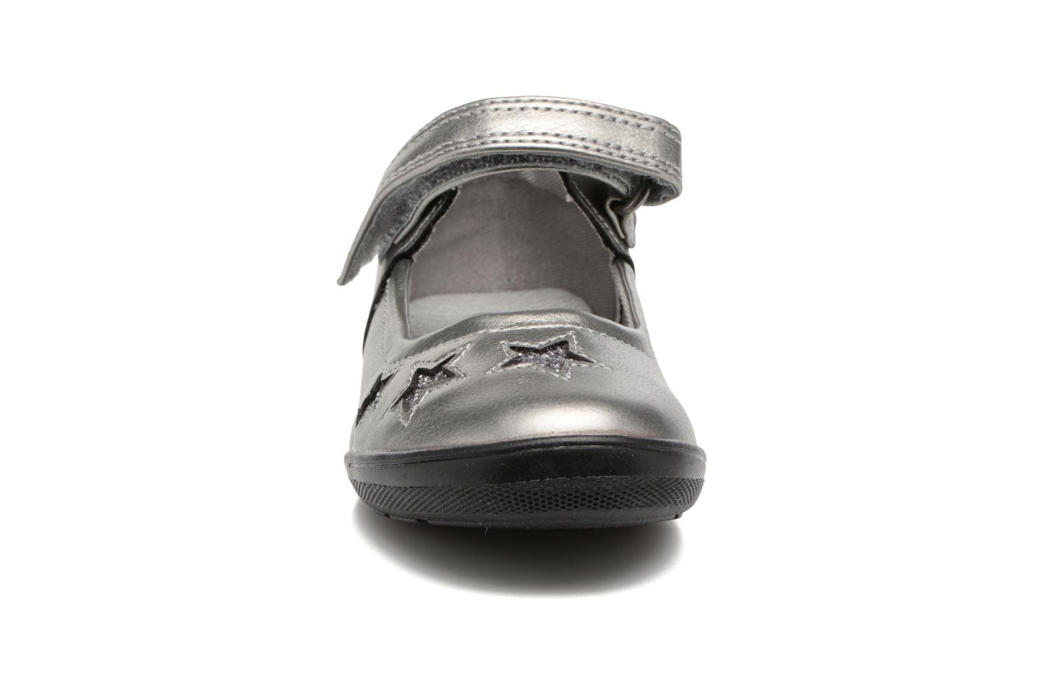 Ballerines I Love Shoes FLAVYA Gris vue portées chaussures