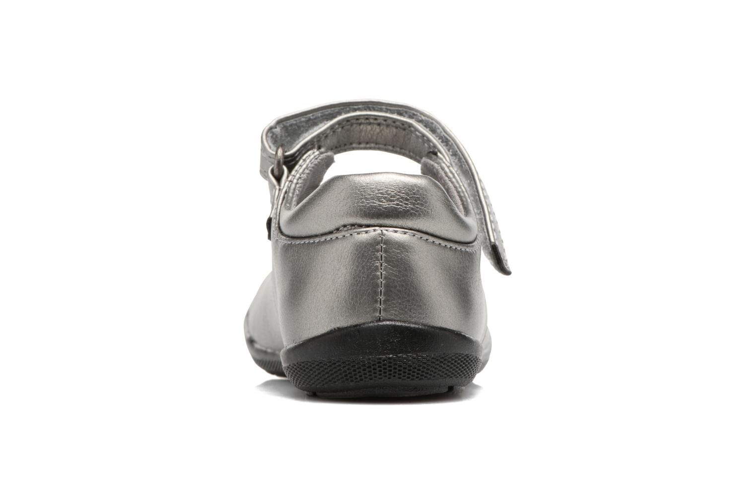 Ballerines I Love Shoes FLAVYA Gris vue droite