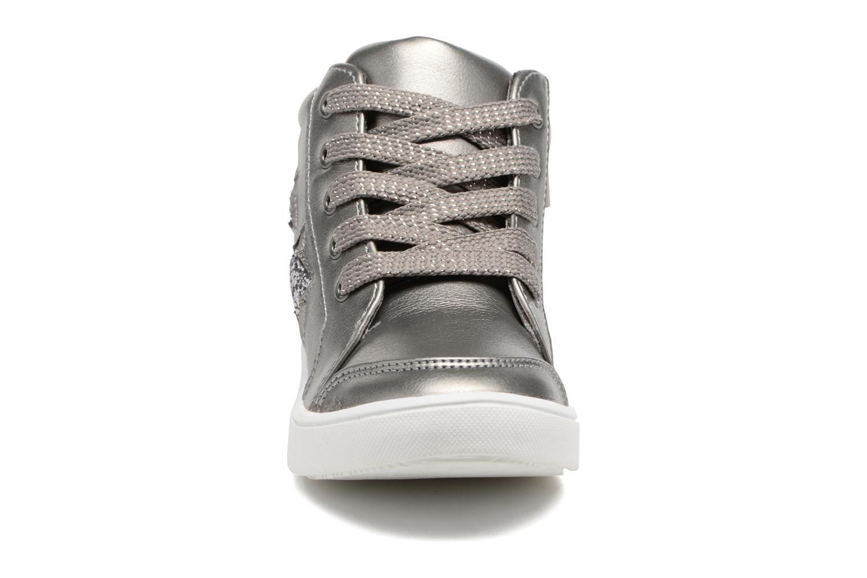 Baskets I Love Shoes FIDAN Gris vue portées chaussures