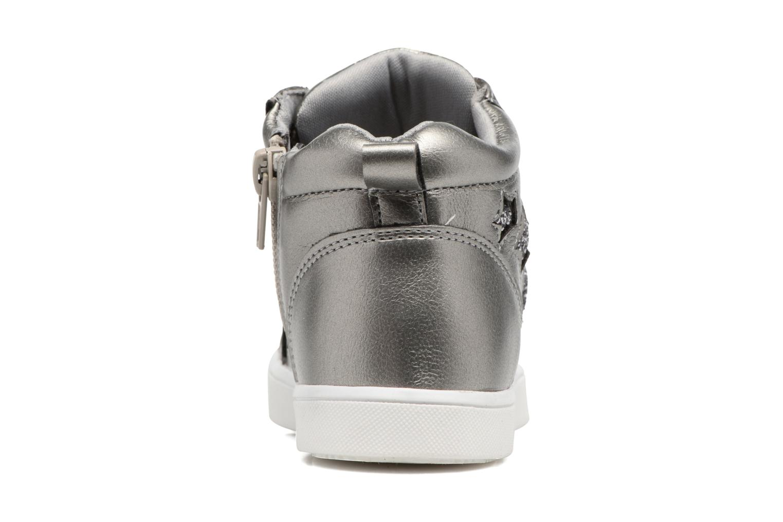Sneaker I Love Shoes FIDAN grau ansicht von rechts